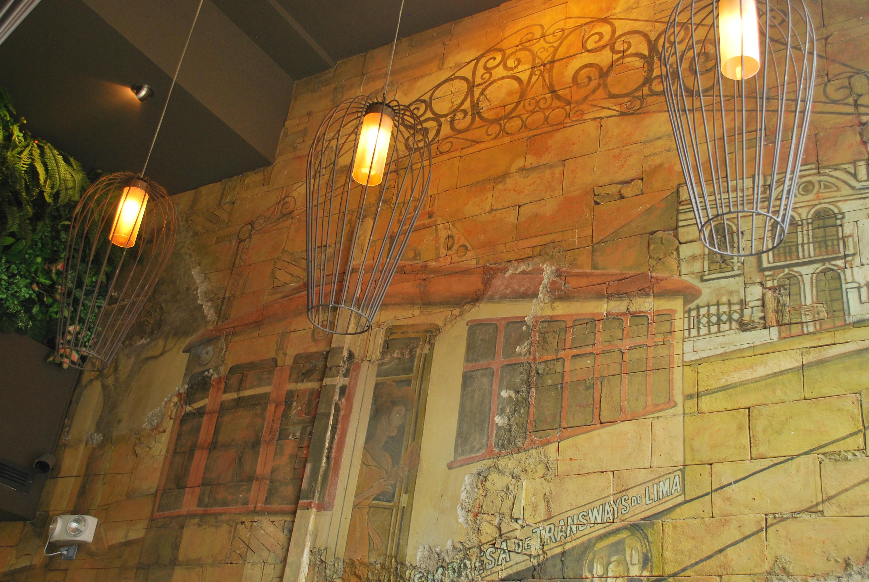 Sofa Cafe Lima