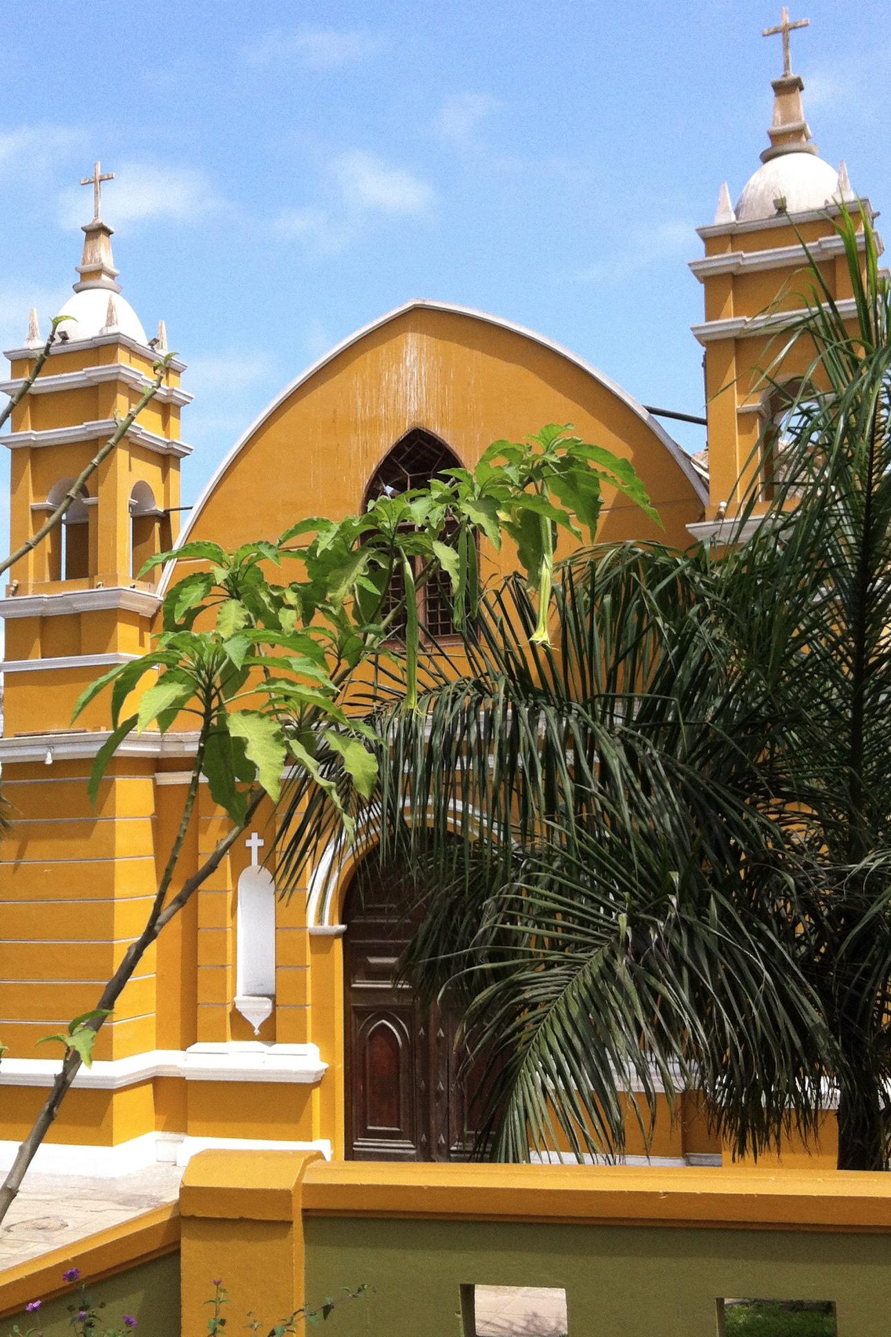 La Ermita, Barranco, Lima