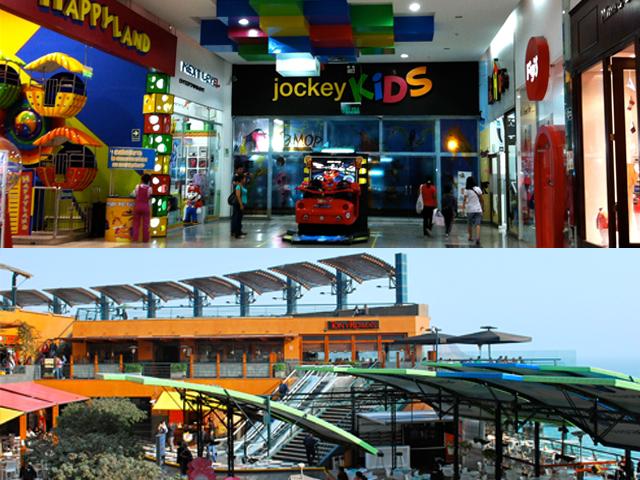 Lima, Jockey Plaza, Jockey Kids, Larcomar