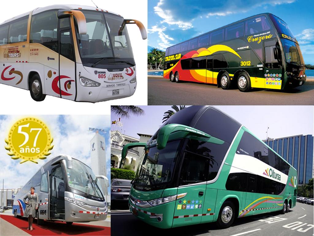 Onibus, Peru, Autobuses, Viagem pelo Peru