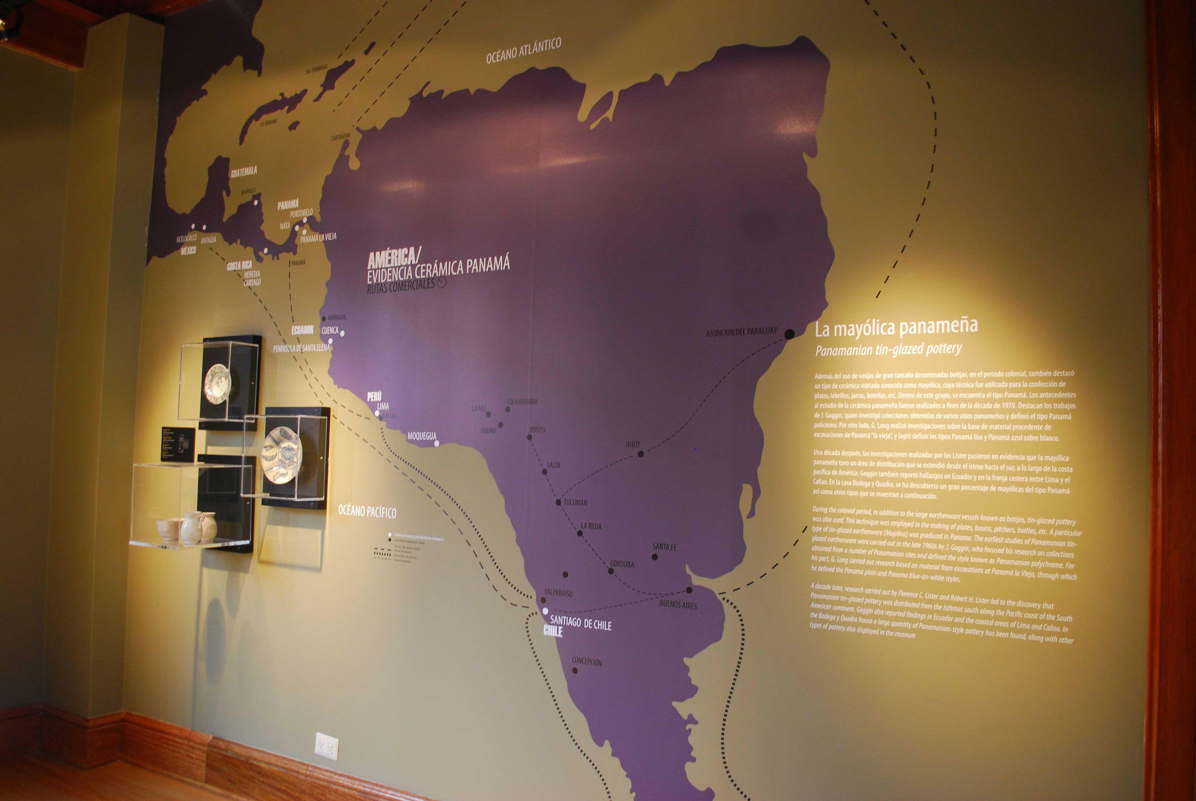 Cerâmica da Era Republicana do Peru.