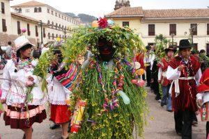Carnaval em Cusco