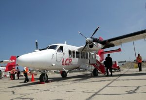 Avião LC Peru Nasca