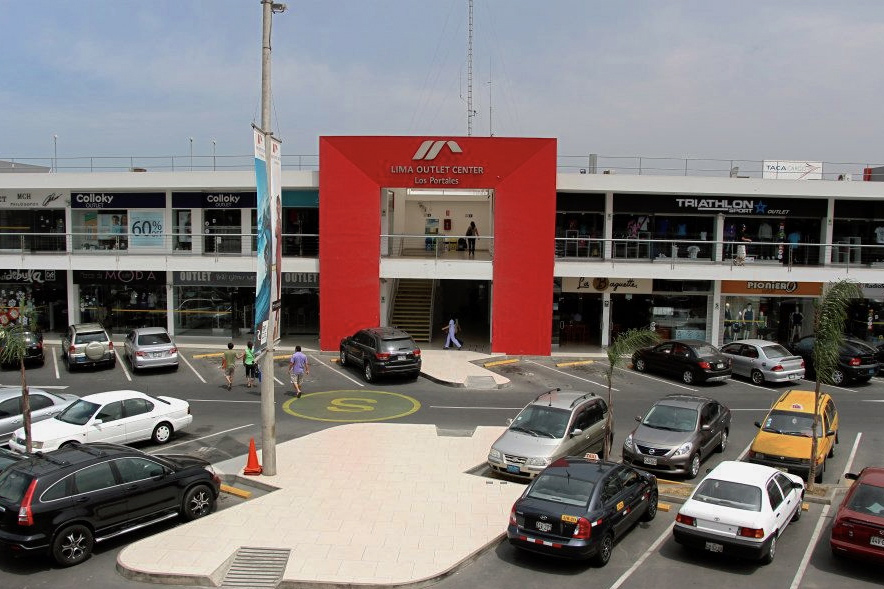 Lima Outlet no Peru