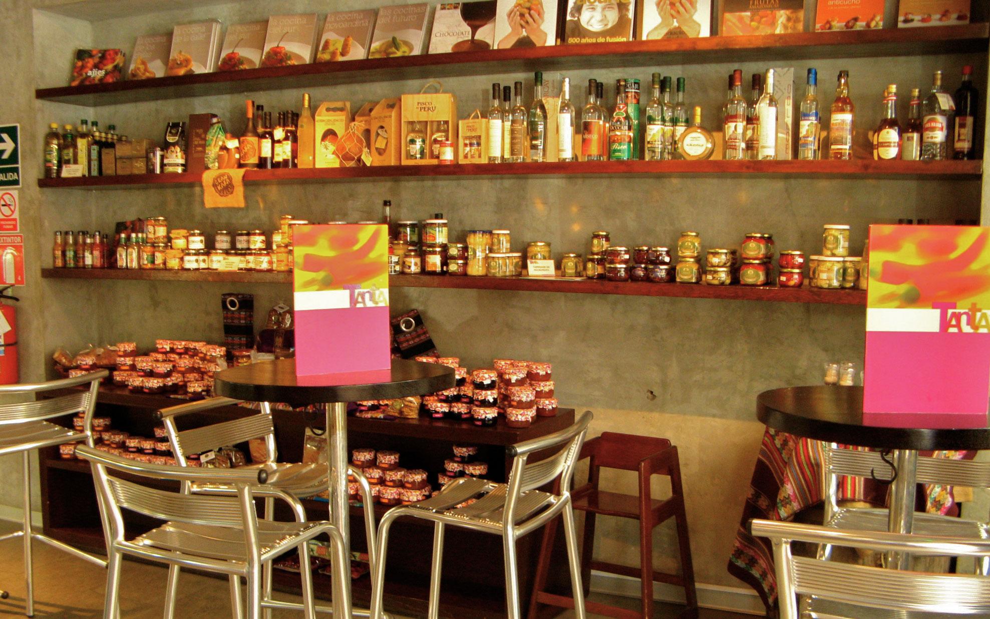 Restaurante Tanta em San Isidro, Lima