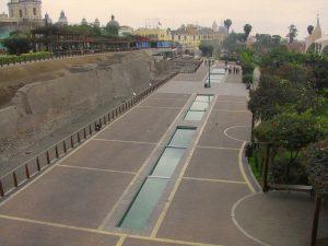 Parque da la Muralla, em Lima, Peru