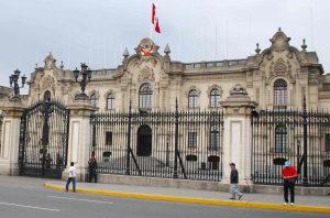 Palacio do Governo do Peru