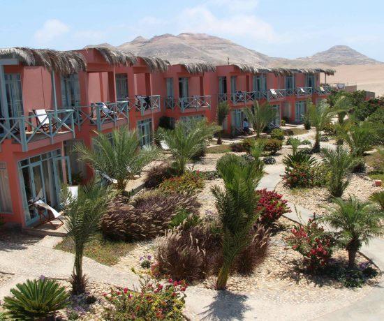 Chicama Surf Hotel em Chicama, Peru