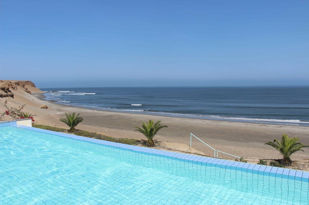 Chicama Surf Resort, em Chicama, Peru.