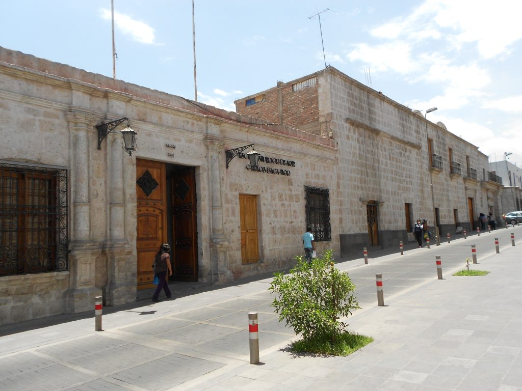 Escuela Superior de Arte Carlos Baca Flor