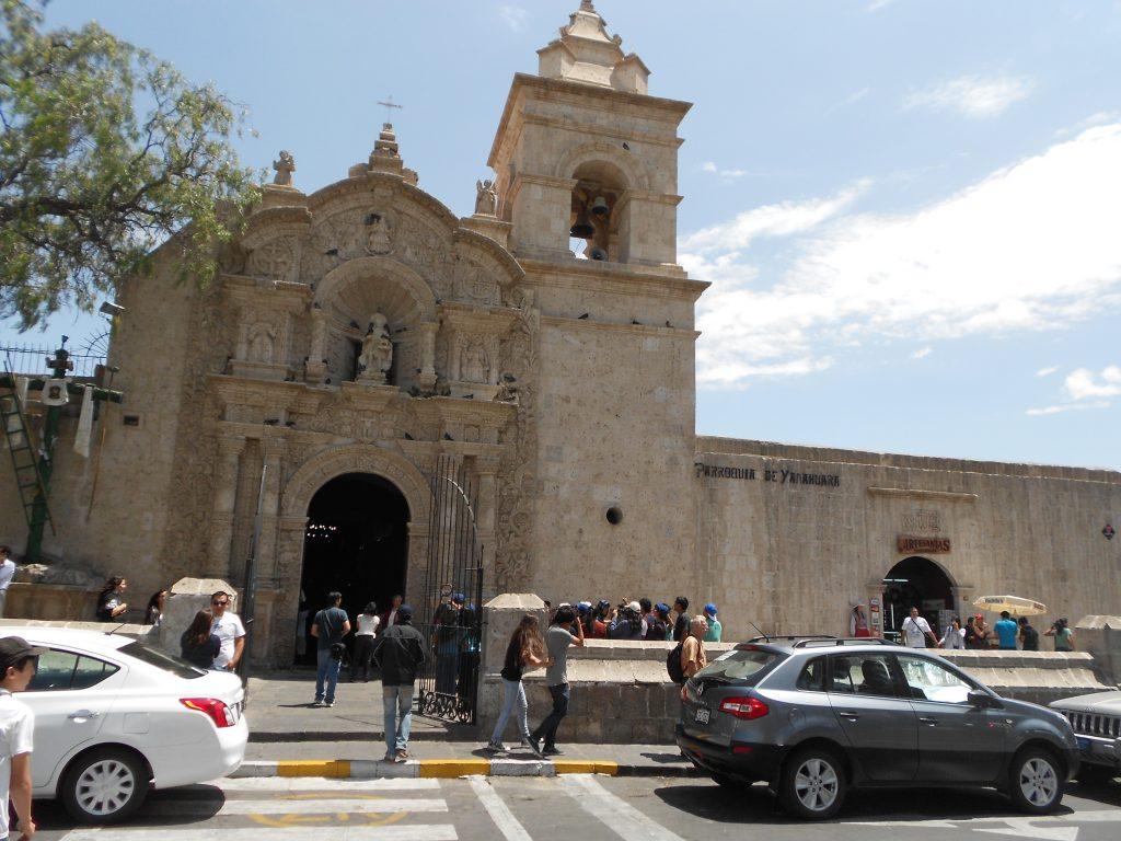Igreja de Yanahuara