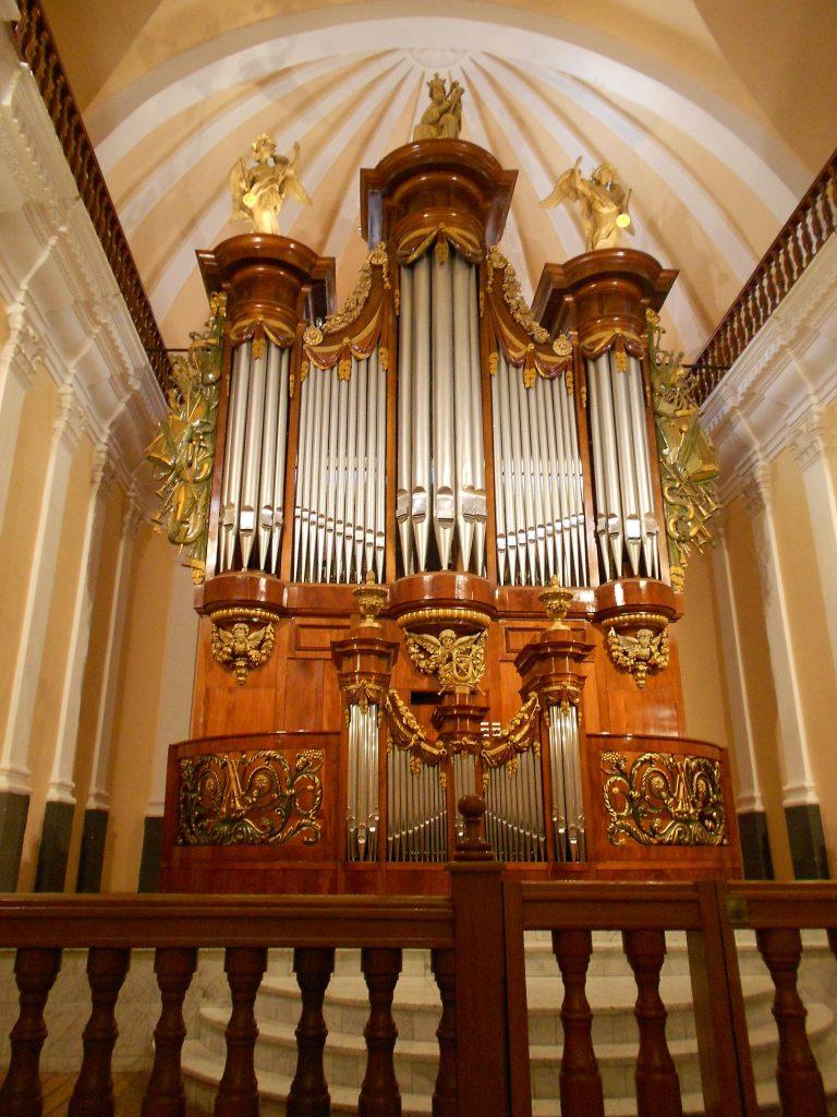 Órgão da Catedral de Arequipa