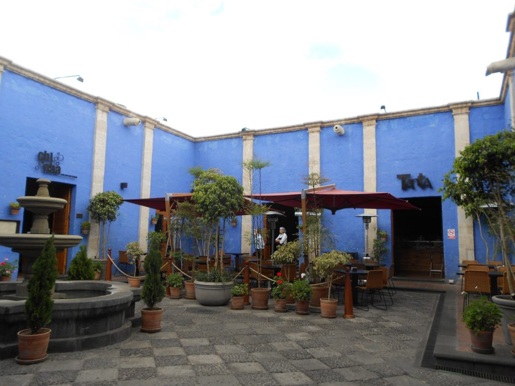 Tanta Arequipa.