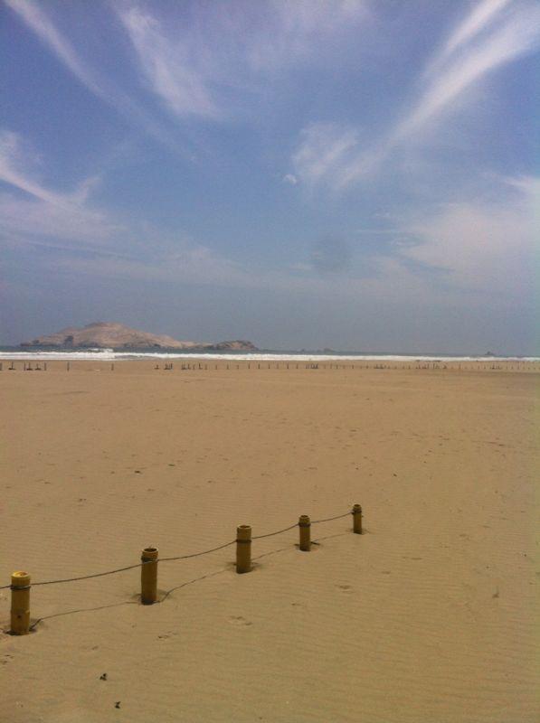 Praia de Asia. Foto: Lu Horta