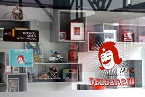 Loja do Museu de Arte Contemporanea, MAC Lima, Peru