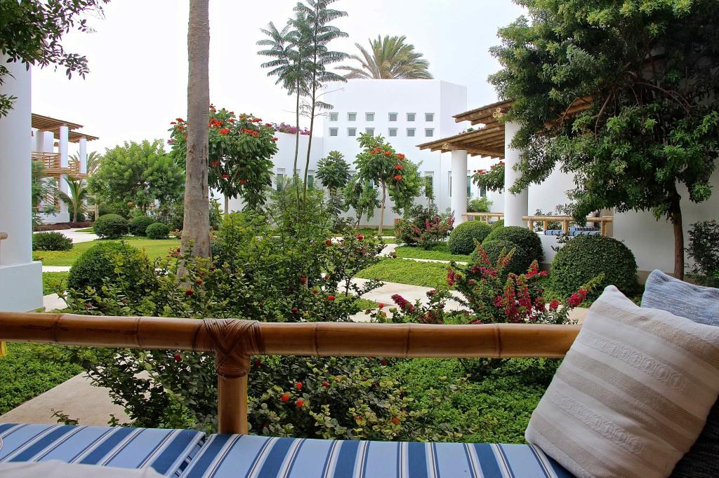 Hotel Paracas, no Peru.