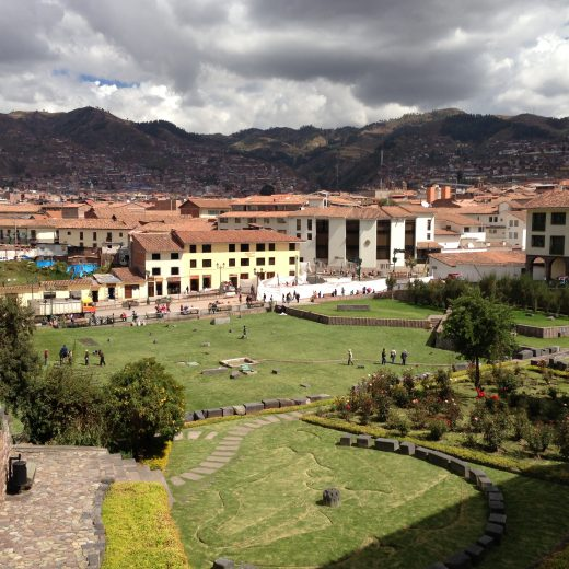 museu convento de santo domingo qoricancha