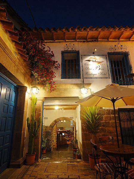 Fachada Casa San Blas Boutique. Foto: divulgação site.