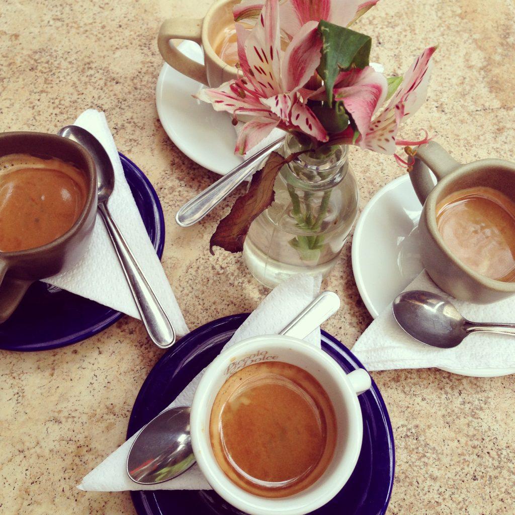Café com o Cup!!!