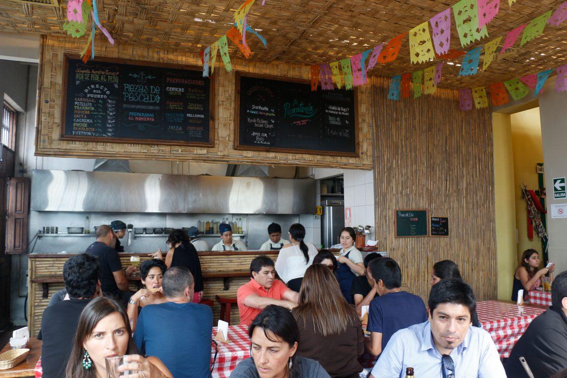 La Picanteria, restaurante em Surquillo, Lima