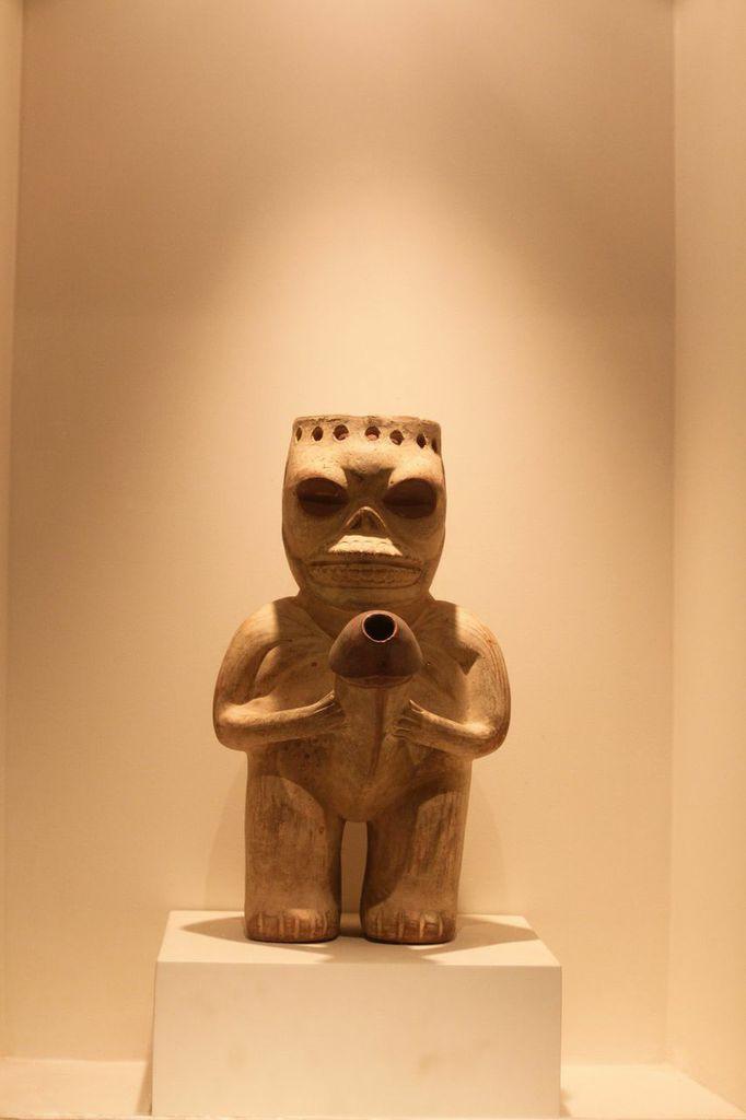 Peça coleção erótica - Museu Larco