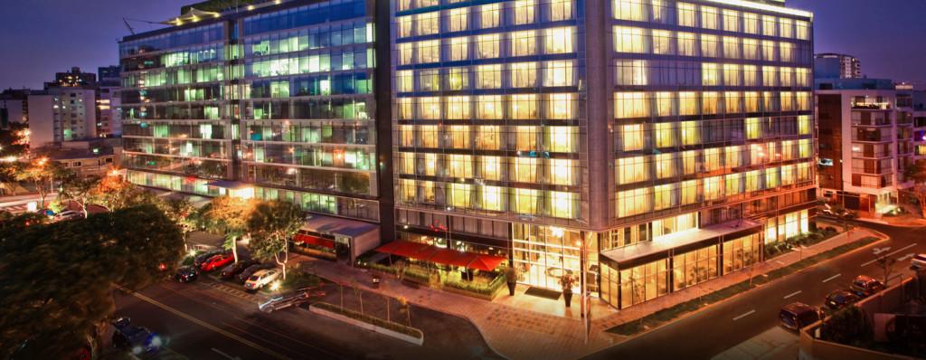 Hotel Hilton em Lima - Foto: divulgação site.