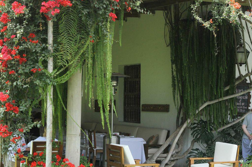 Café e Restaurante do museu - ótima pedida a preços bem razoáveis