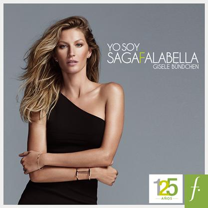 Divulgação aniversário da Saga Falabella. Foto: Facebook Saga Falabella