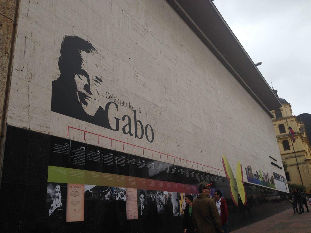 Centro Cultural Gabriel García Marquez