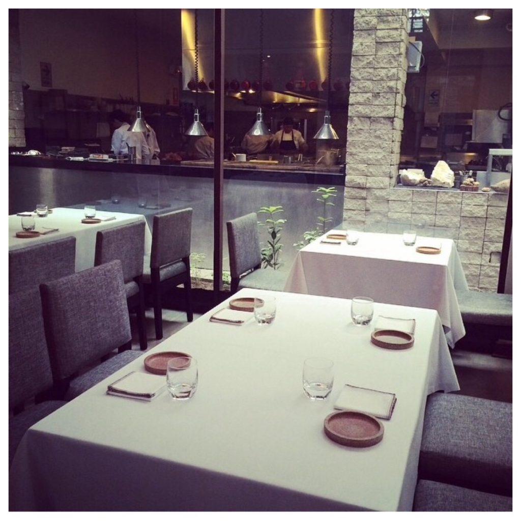 Central Restaurante. Foto: instagram @centralrest