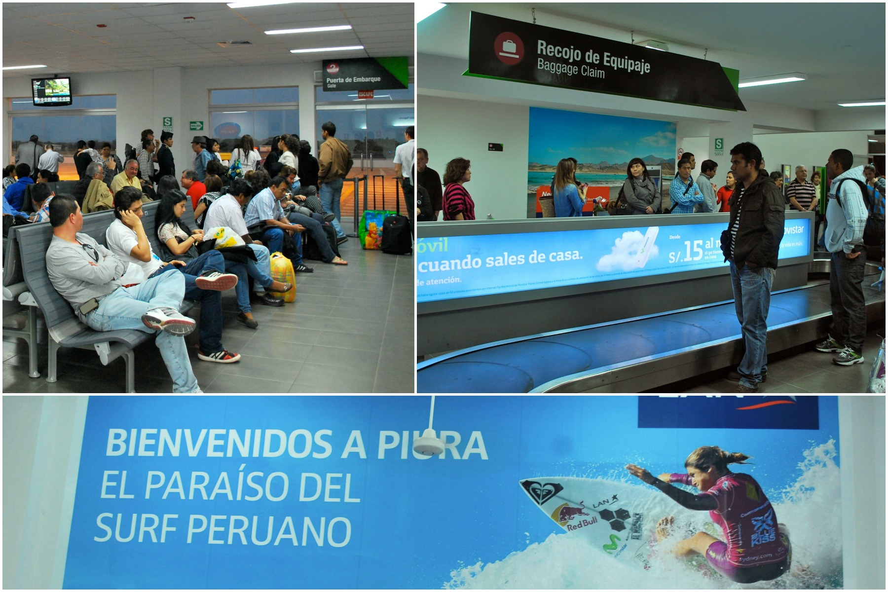 Aeroporto de Piura, Peru