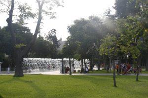 Fontes do Circuito Mágico das Águas.