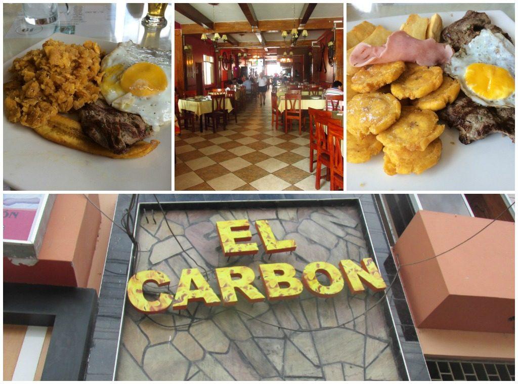 Restaurante El Carbon em Tingo Maria