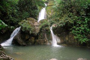 Cataratas Santa Carmen em Tingo Maria