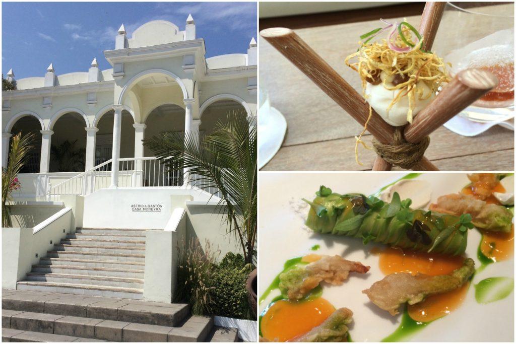 melhores restaurantes de Lima: Astrid y Gaston.