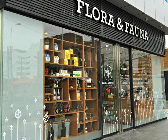 Flora & Fauna, mercado organico