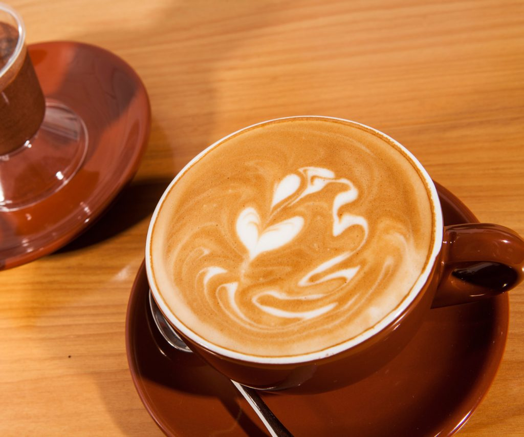 d'sala cafe em Lima