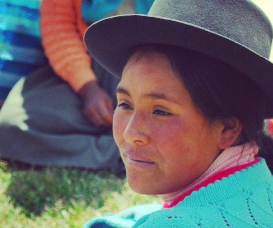 mulher peruana
