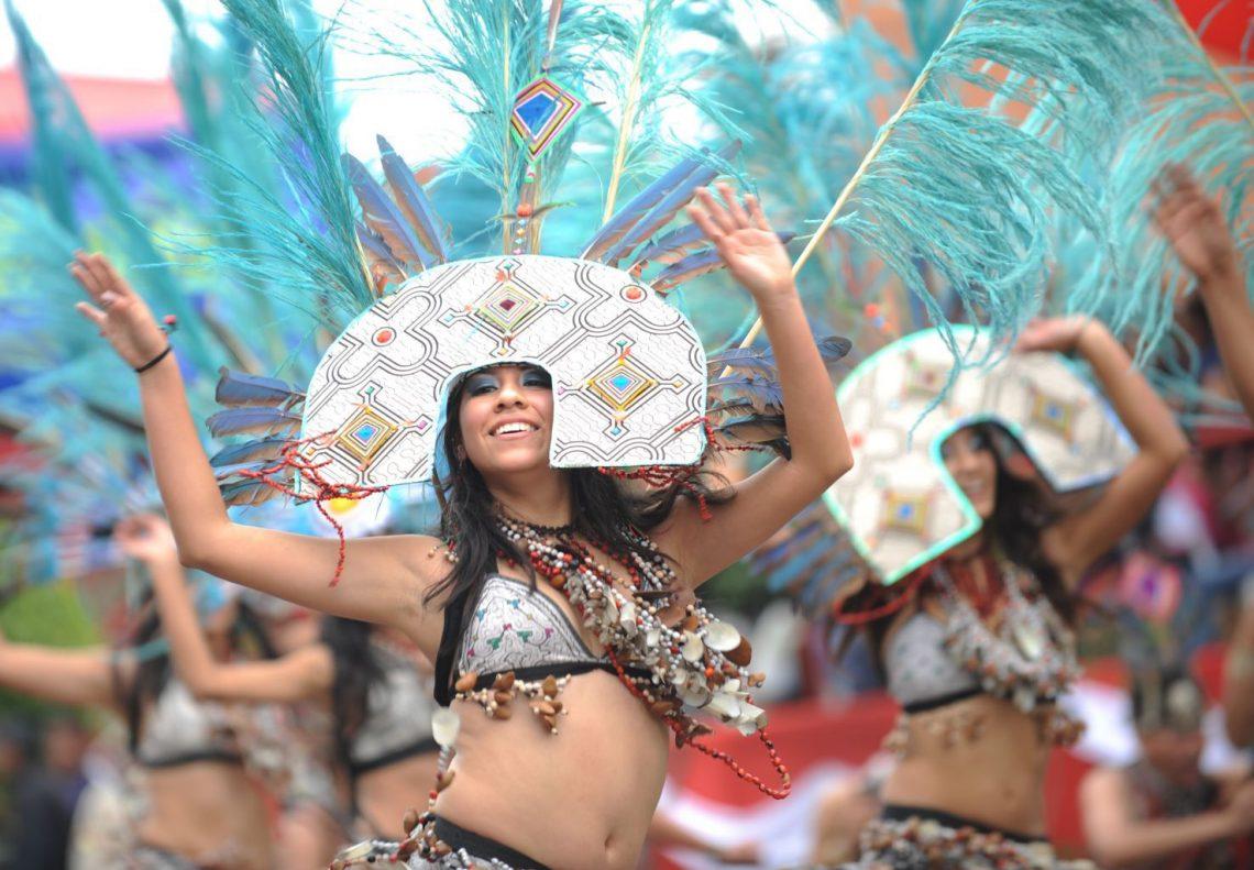 Festas Juninas no Peru